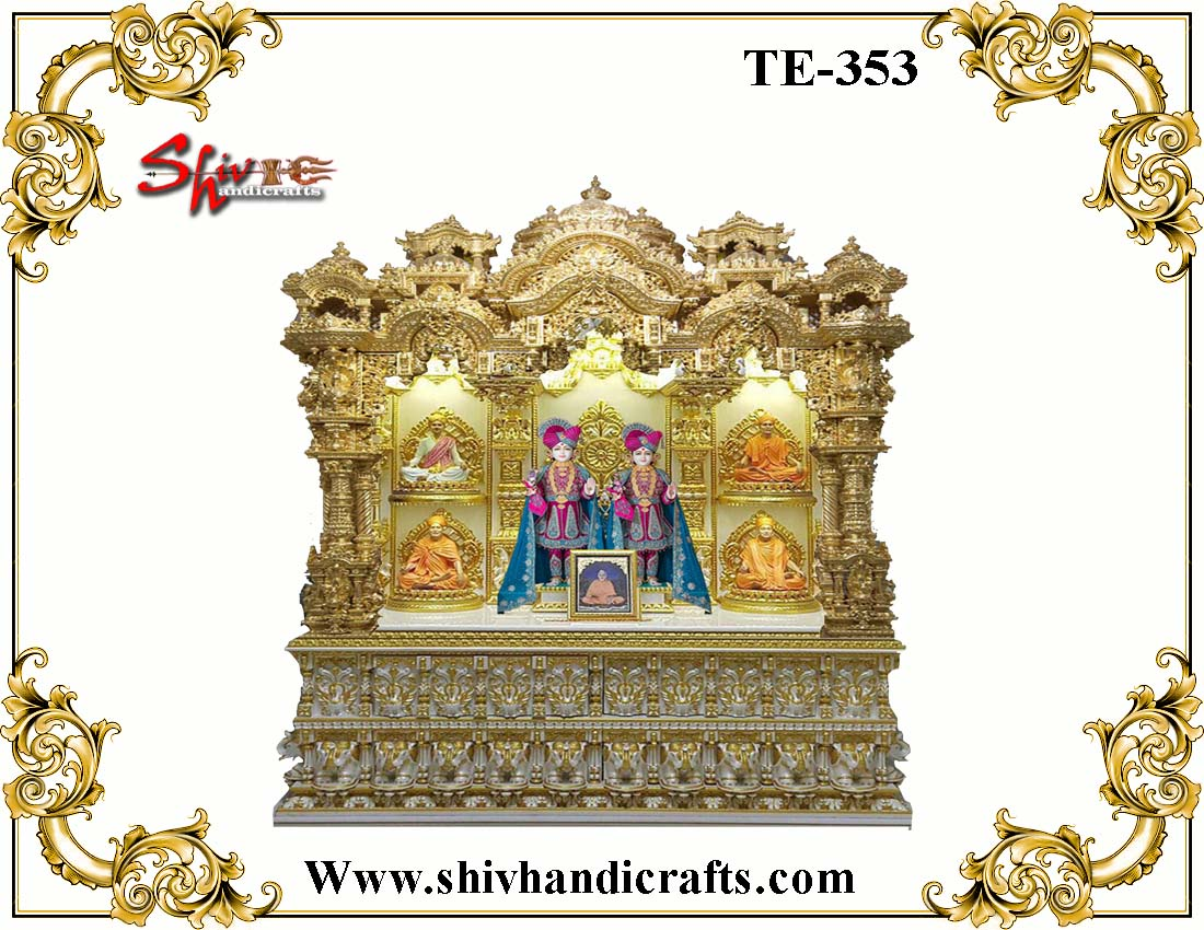 Wooden Swaminarayan Temple Big