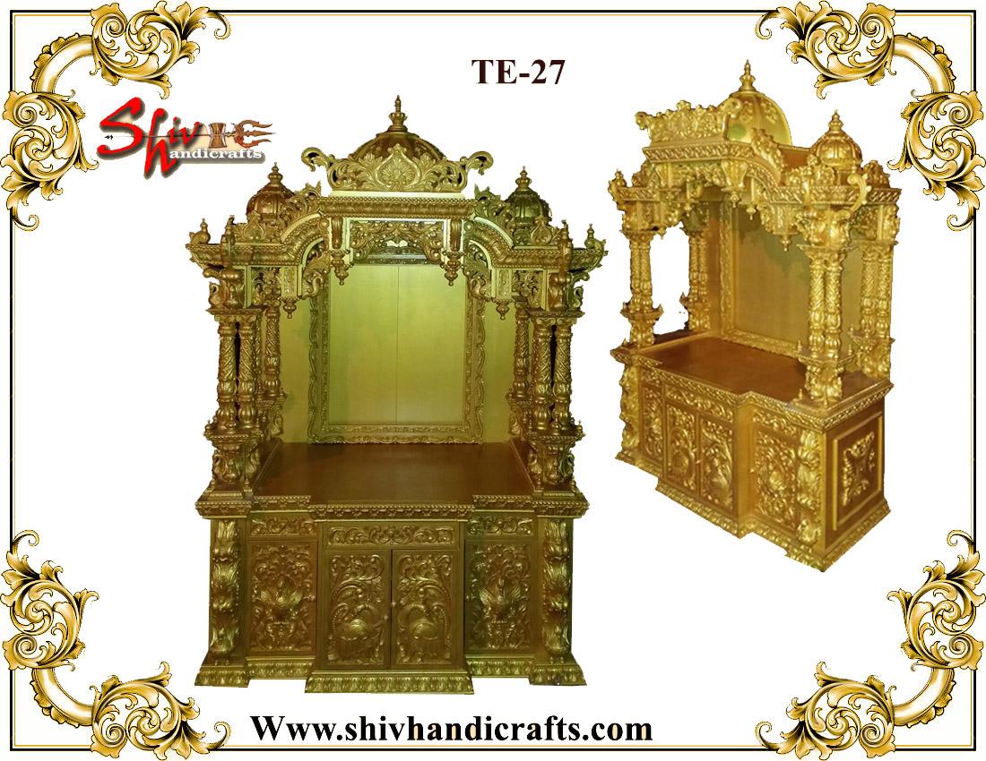 Wooden Golden Temple