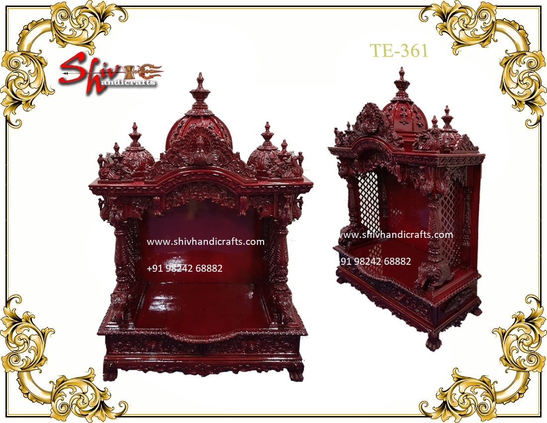 Wooden Small Temple