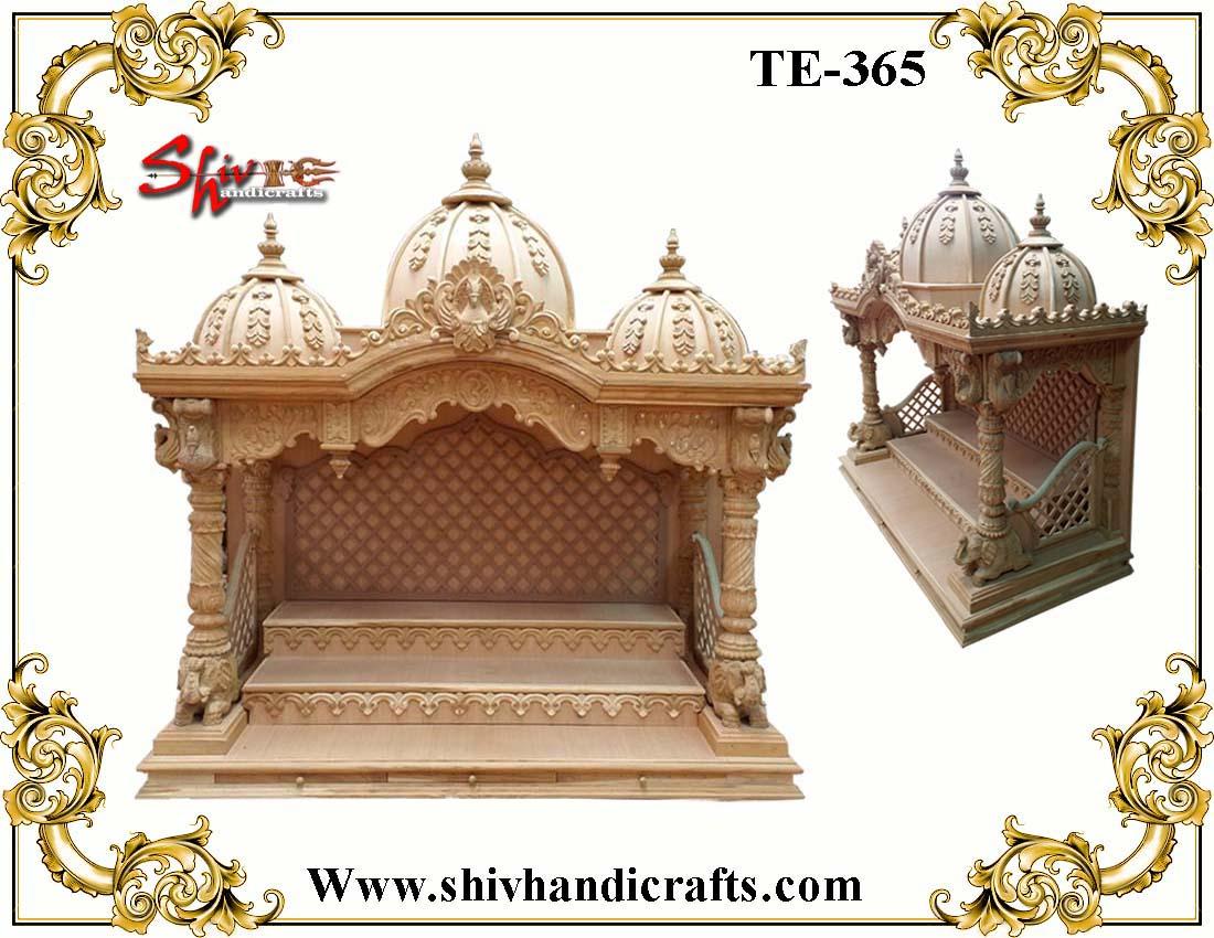 Teakwood Temple